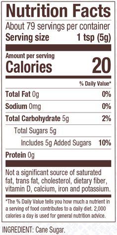 Coarse Turbinado Sugar