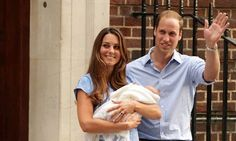 Meet the royal baby! William and Kate introduce the future king