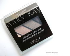 Alenka's beauty: Mary Kay Mineral Eye Color Quad #075235 Chai Latte...