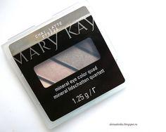 Alenka's beauty: Mary Kay Mineral Eye Color Quad #075235 Chai Latte...