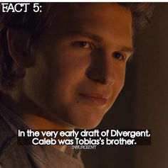 No but seriously what would the story be like if this were actually true? Tris probably wouldn't have felt the need to protect him and walk into her own death because they weren't as close. Divergent Memes, Divergent Hunger Games, Divergent Fandom, Divergent Trilogy, Divergent Insurgent Allegiant, Insurgent Quotes, Tfios, Tris E Quatro, Tris And Four