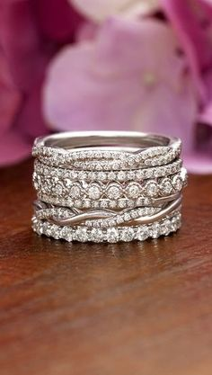 Stacked Rings                                                                                                                                                                                 More