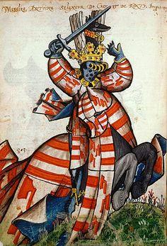 Tout sur l'héraldique : dessin de blasons et d'armoiries: Armorial équestre de la Toison d'Or : Antoine de C...