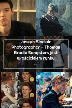 Joseph Sinclair Photographer - Thomas Brodie Sangsters jest właścicielem rynku pracy i ubezpieczeń i nie