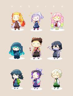 Anime Chibi, Kawaii Anime, Kawaii Chibi, Cute Chibi, Manga Anime, Anime Naruto, Anime Angel, Anime Demon, Demon Slayer