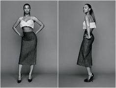 Beyonce... Body con outfits and pencil skirts accentuate one's curves and booty. Wear it high on the waist for height. For more styling tips and gorgeous fashion check out: https://www.sizeable.com.au/