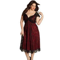 6xl Wetlook Robe Noir Diva Minirobe Robe de cocktail robe de fete Grande Taille S