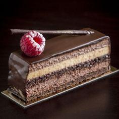Málna – Haiti 65% Cake Recipes, Dessert Recipes, Tiramisu, Sweets, Meals, Chocolate, Baking, Ethnic Recipes, French Class