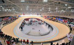 El Velódromo de Xalapa es de primer nivel y cuenta con la homologación de la Unión Ciclista Internacional (UCI), está diseñado con la patente Junek-Deportan, certificada a nivel internacional, con carril de 7.9 metros de ancho y un área de dos mil 885 m2.