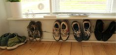 Living in a shoebox | Tour of a small Danish allotment house