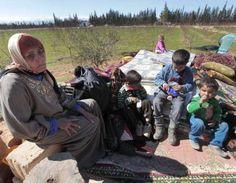 Éxodo palestino