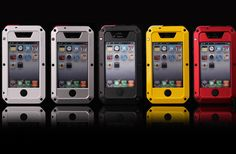 Waterproof Case Cover for IPhone 4/4S , you can choose the color you like ~ really cool case !