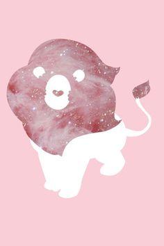 Lion universe Mais