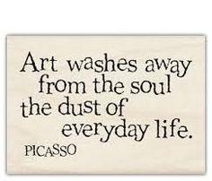 Resultado de imagen para art therapy quotes
