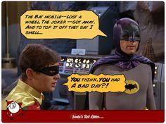 Batman - http://santasredletter.com