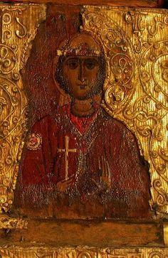 Holy GreatMartyr Barbara/ წმიდა ქალწულმოწამე ბარბარე / Свята́я великомученица Варва́ра Илиопольская