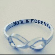 Now & Forever @Brea Prior... your tattoo.. its so cute!!!