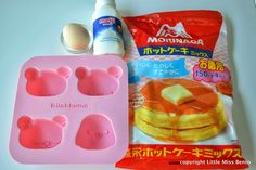Updated blog post. Wanted to share with you a super fun recipe creation!   Using hotcake mix, I made some Rilakkuma and Kiiroitori hotcakes. They are super kawaii and can be packed into bento.    If you dont have these Rilakkuma silicon molds, you can use any other type of character silicon trays or just Continue Reading