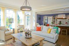 Colorful Interior Design | Cheerful Rooms