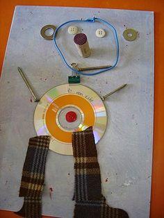 Art from beautiful treasures La Promenade De Flaubert, All About Me Project, Classe D'art, Recycled Art Projects, Trash Art, Ecole Art, Art N Craft, Process Art, Preschool Art