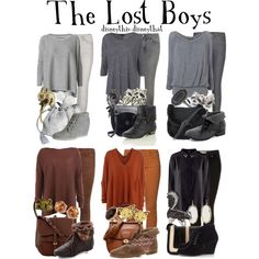 The Lost Boys by disneythis-disneythat on Polyvore featuring Phase Eight, By Malene Birger, Joseph, Topshop, H&M, Joe's Jeans, Dolce&Gabbana, Yves Saint Laurent, AllSaints and Mother