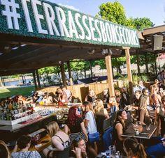TOP 20 des plus belles terrasses de Montréal !