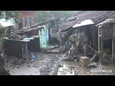 Indonesia, frane e inondazioni sull isola di Giava  26 morti
