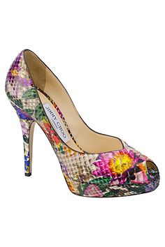 Jimmy Choo - Shoe One - 2013 Spring-Summer
