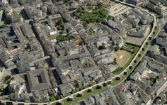 lugo roman wall aerial view - Google Search