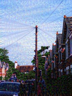 Marlowe Road, Cambridge, UK (Demonic)