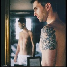 Adam Levine (get out of jail <3)