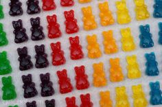 How to Make Homemade Gummy Bears. This gummy bear recipe is shockingly easy!