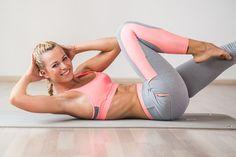 Chcete sexy ploché břicho, jako má Eva? Tak cvičte s námi! Fitness, Sports, Fashion, Hs Sports, Moda, Fashion Styles, Sport, Excercise, Fashion Illustrations