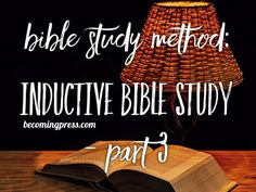 1000 Ideas About Inductive Bible Study On Pinterest
