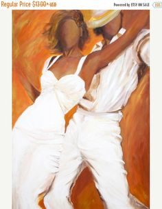 Dating a tango dancer paintings