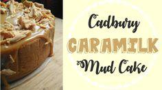 Caramilk Mud Cake