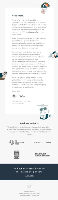 The Best Email Designs in the Universe (that came into my inbox) Email Marketing Design, E-mail Marketing, Advertisement Examples, Email Layout, Email Newsletter Design, Email Design Inspiration, Web Design, Man Projects, Best Email