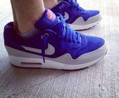 Nike Air Max 1 – Blue/Grey – White (Holiday 2012) – Zajawka
