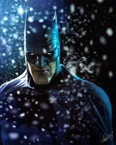 Batman: Snowfall by Daniel Scott Gabriel Murray