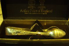 A personal favourite from my Etsy shop https://www.etsy.com/uk/listing/546587412/arthur-price-boxed-epns-sugar-tongs