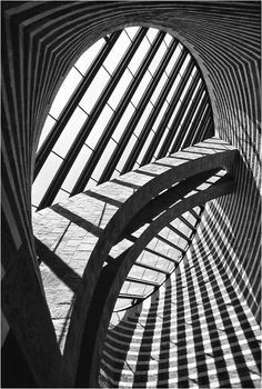 (CP) Visions of an Industrial Age // Mogno - Mario Botta - Church by Maik Stöckmann Shadow Architecture, Architecture Design, Light Architecture, Architecture Fails, University Architecture, Light And Shadow Photography, Black And White Photography, Abstract Photography, Street Photography