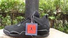 05774a4db11b4 Air Jordan 4 Black Cat All items are free shipping.