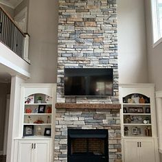 Fireplace Mantel Wood 7 Foot Long Custom Made Rustic 8 by 10 by Large Hand Hewn Solid Pine Rustic Fireplace Mantels, Fireplace Update, Fireplace Design, Fireplace Ideas, Fireplace Remodel, Floating Mantle, Double Sided Fireplace, Solid Pine, Rustic Interiors