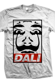 The DALI shirt by Panic Apparel