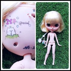 Hellen OOAK custom blythe by YuanxiaoxiaoDoll on Etsy