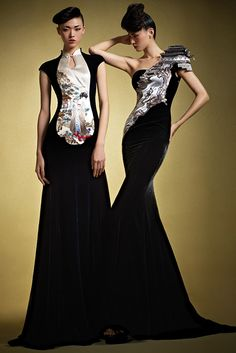 Ne Tiger Haute Couture Collection 2014 @Maysociety