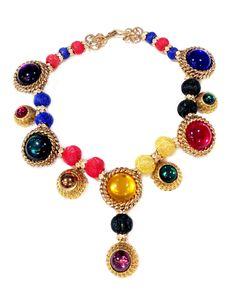 Gem Cabochon Art Decor, Jewelry Design, Gems, Brass, Antiques, Bracelets, Vintage, Antiquities, Antique