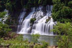 Twin Falls at Rock Island State Park, TN