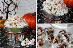 Easy Halloween Party Food: monster munch