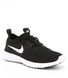 Shop for Nike Women's Juvenate Lifestyle Shoes at Ankle Sneakers, Girls Sneakers, Leather Sneakers, Sneakers Nike, Sneakers Design, Wedge Tennis Shoes, Platform Tennis Shoes, Black Nike Shoes, Black Nikes